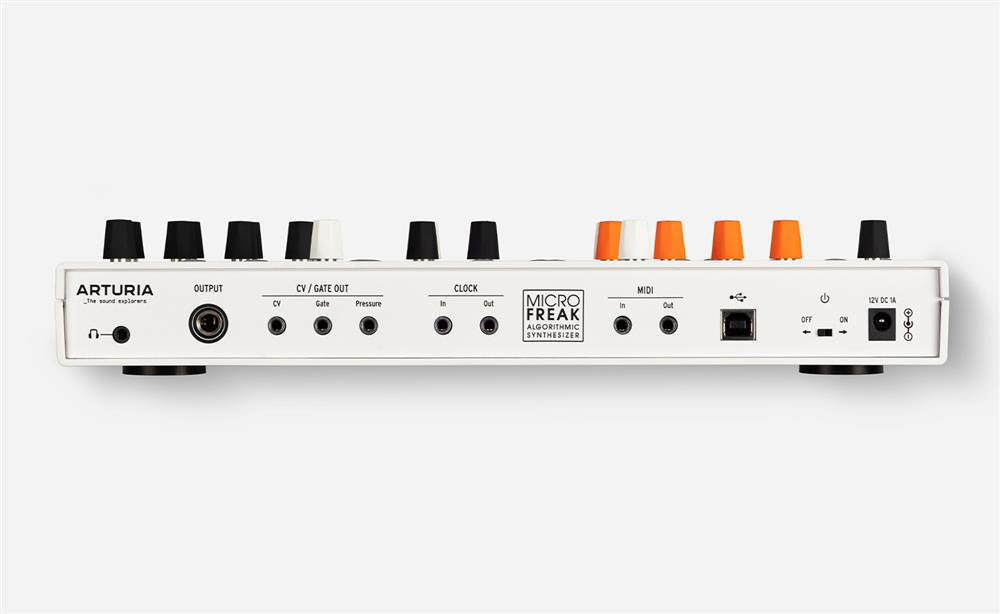 Arturia Microfreak Vocoder Edition Back
