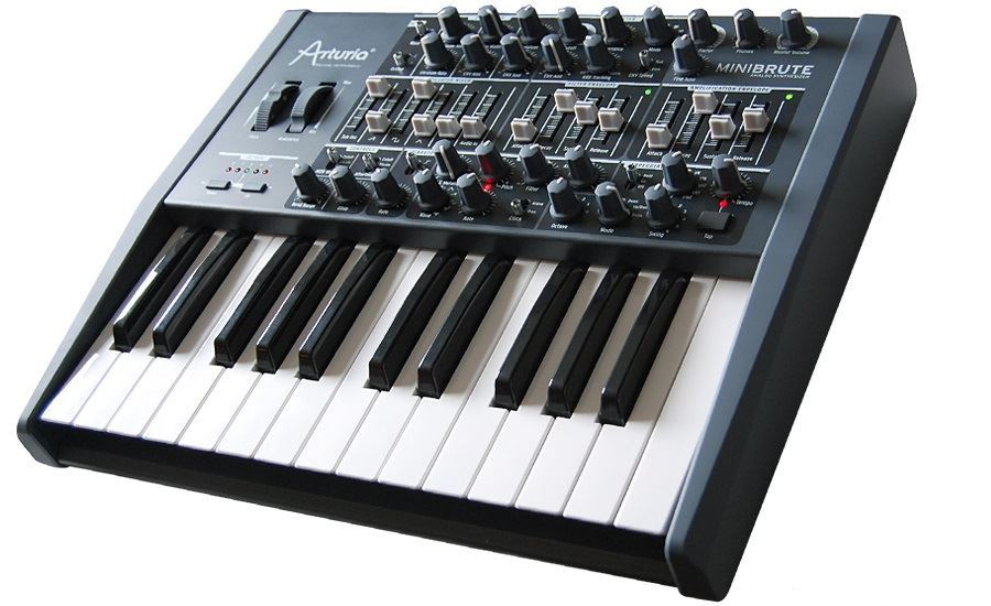 arturia minibrute synthesizer. Black Bedroom Furniture Sets. Home Design Ideas