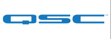 Εικονίδιο κατασκευαστή QSC