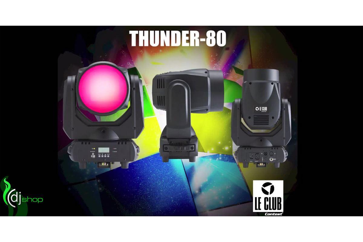 Εικόνα για την κατηγορία Παρουσίαση CONTEST Thunder-80