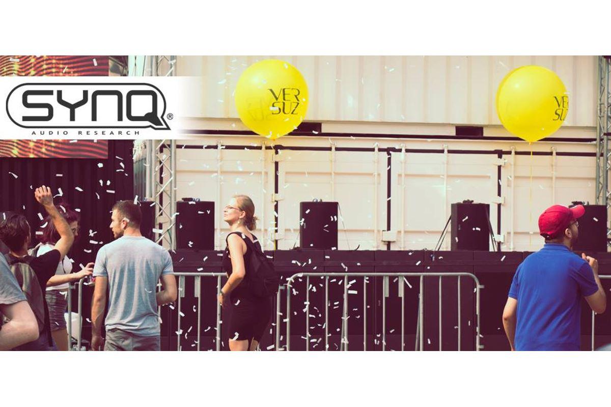 Εικόνα για την κατηγορία Οι DJ PHILIP και DJ PETER LUTS εμπιστεύτηκαν τη SYNQ  στο City Parade στις Βρυξέλλες!