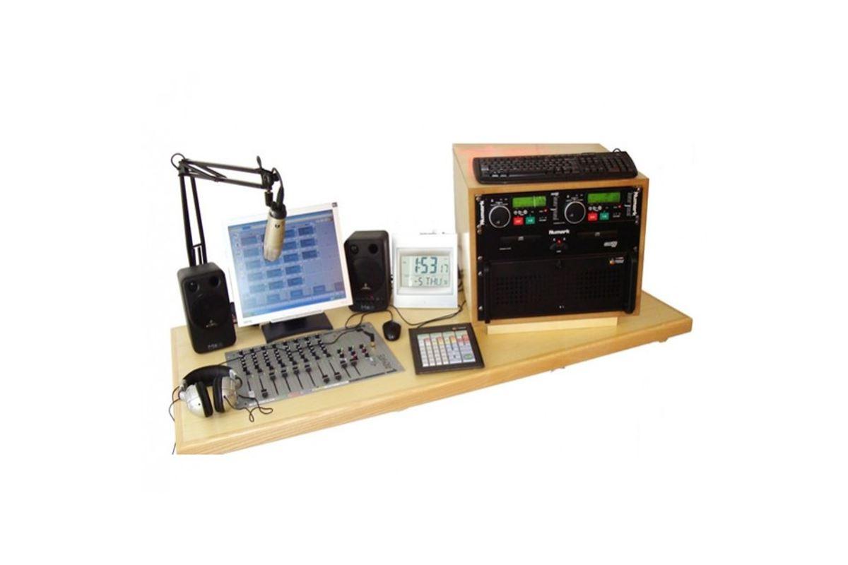 Εικόνα για την κατηγορία Απαραίτητος hardware εξοπλισμός και βήματα για την υλοποίηση ενός WEB RADIO.