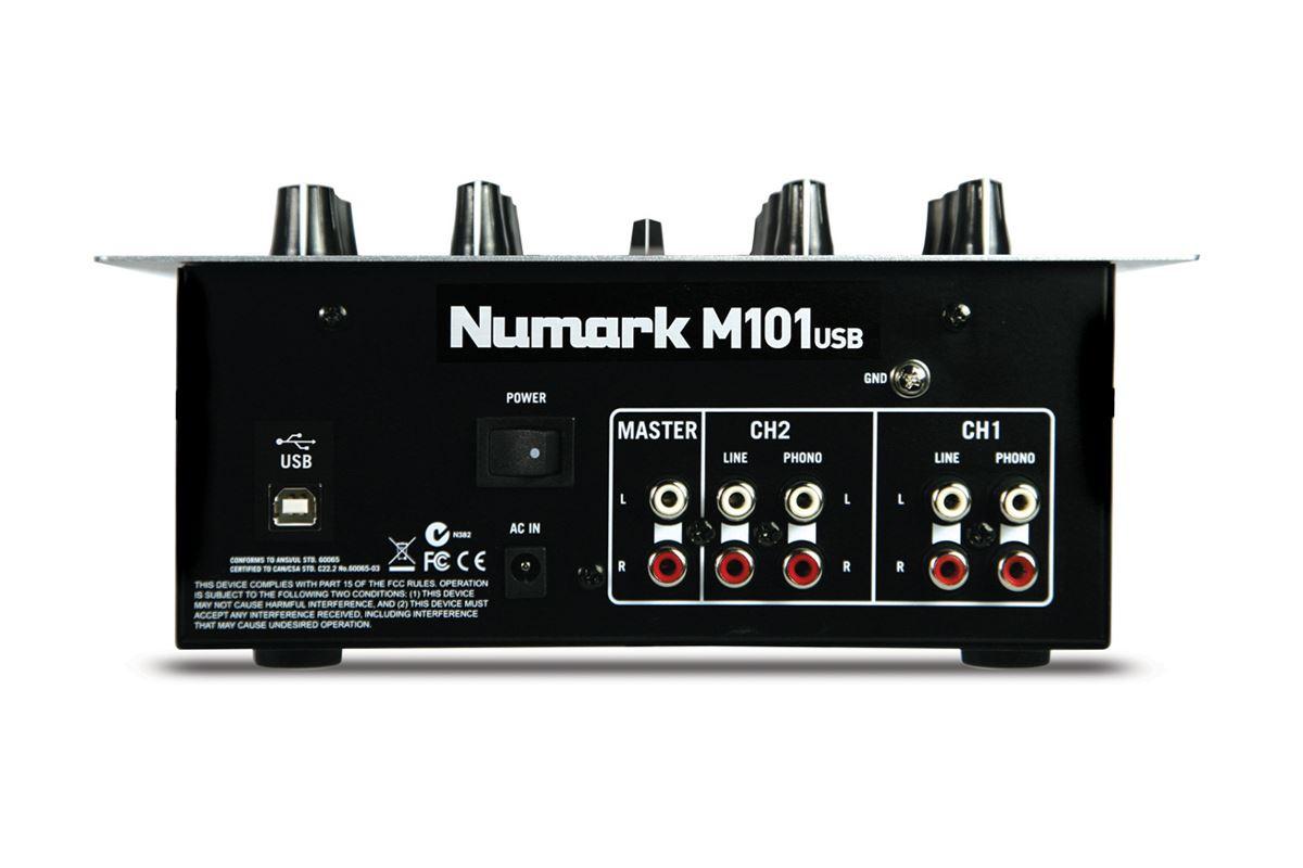 Εικόνα για την κατηγορία Τι είναι οι θύρες USB στους DJ Mixers!