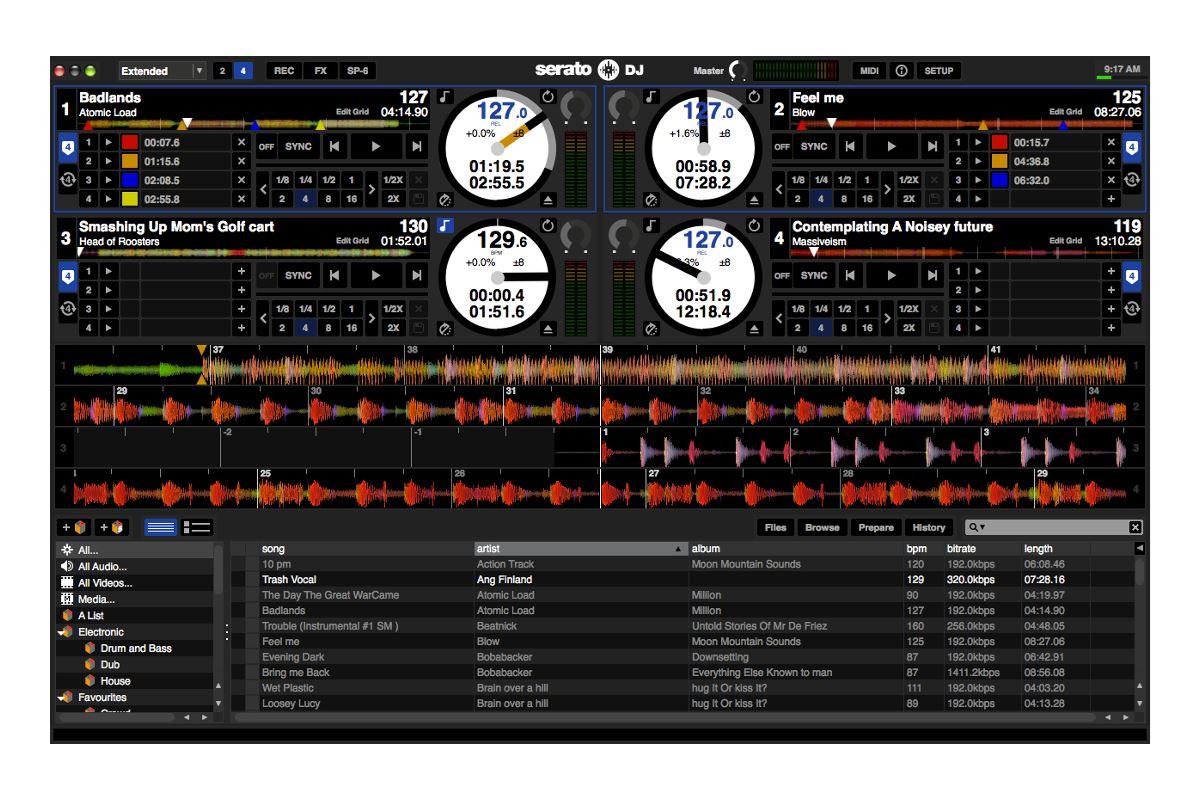 Εικόνα για την κατηγορία SERATO DJ INTRO ERROR: Failed to connect audio