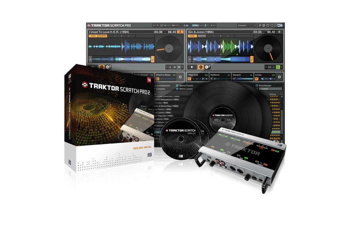 Εικόνα για την κατηγορία DJ synchronization timecode systems ή DVS
