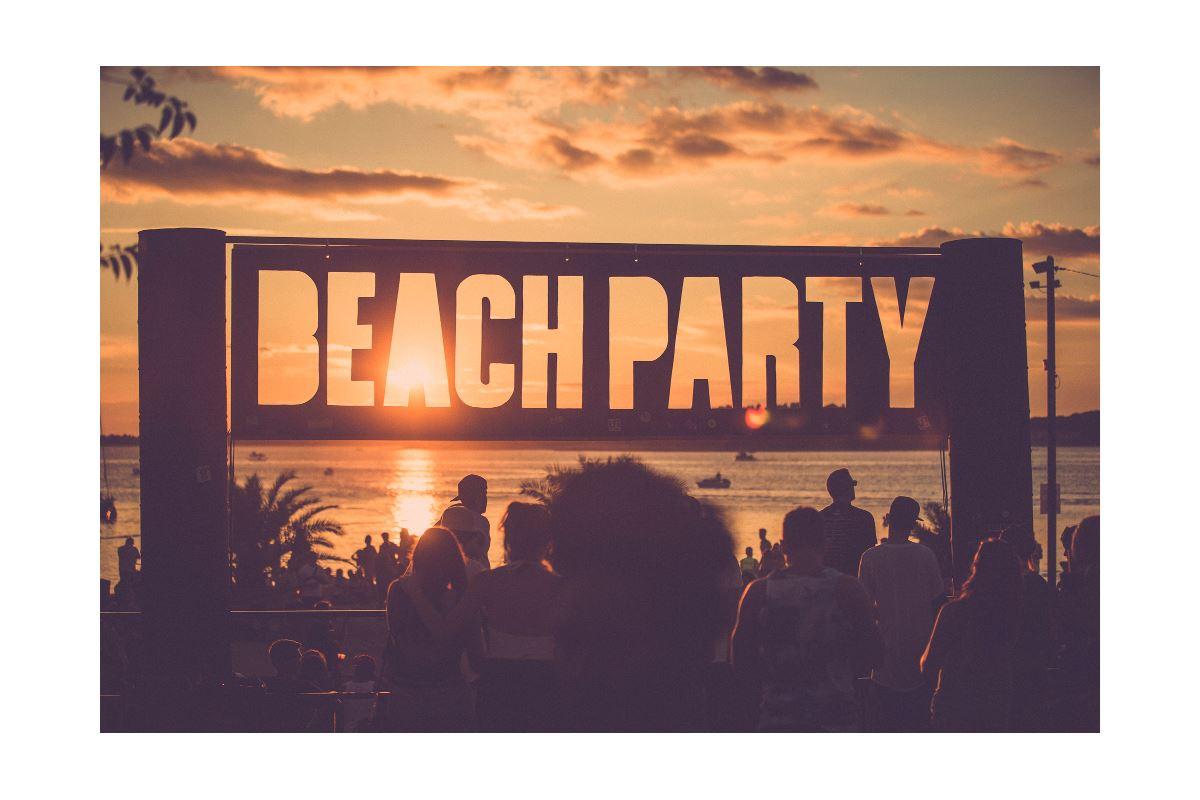 Εικόνα για την κατηγορία Beach Party Tips