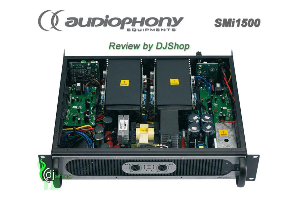 Εικόνα για την κατηγορία Τελικός ενισχυτής Audiophony SMi-1500 – Review