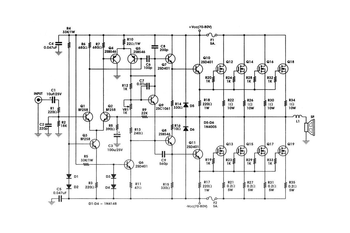 Εικόνα για την κατηγορία Τι σημαίνει 8Ω 400 Watt RMS; Τι ηχείο να βάλω στον ενισχυτή μου;