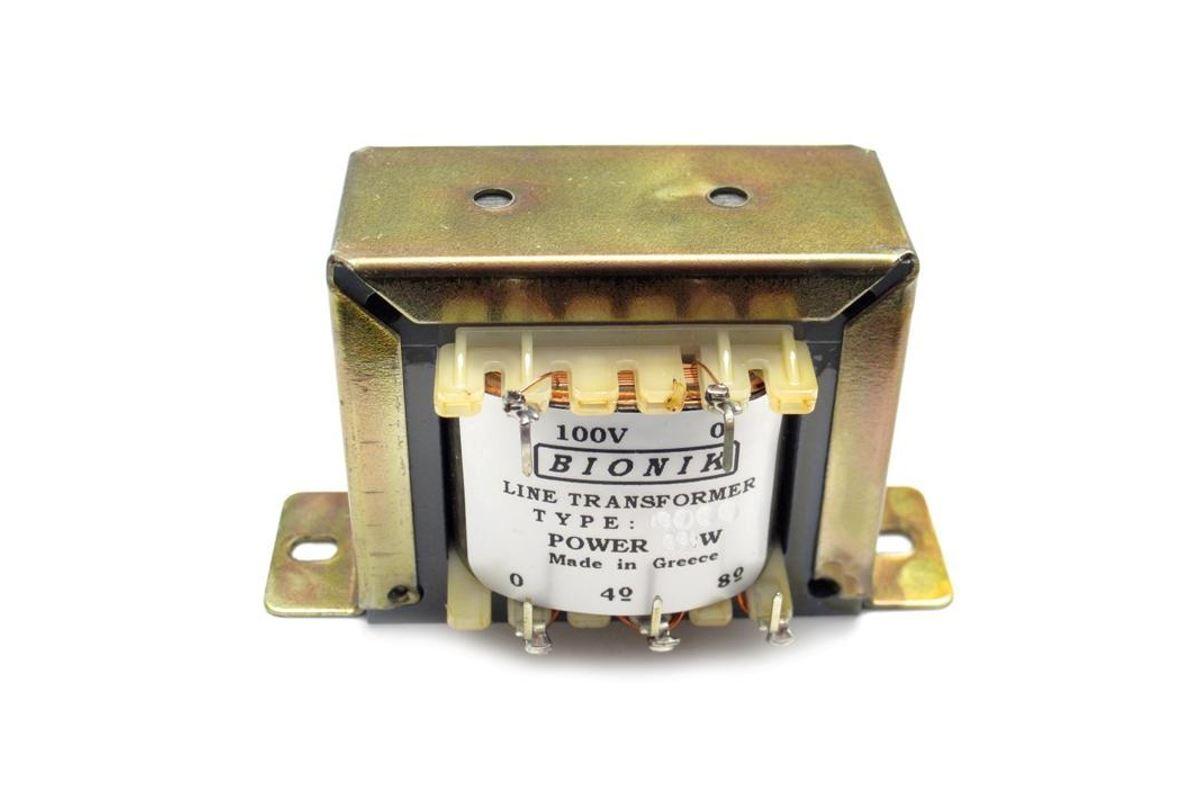 Εικόνα για την κατηγορία Οδηγίες σύνδεσης 100V αυτομετασχηματιστών