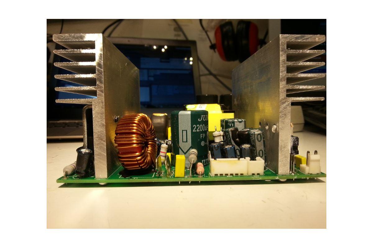 Εικόνα για την κατηγορία MT-12A ένα ενεργό ηχείο-σημείο αναφοράς από την Audiophony