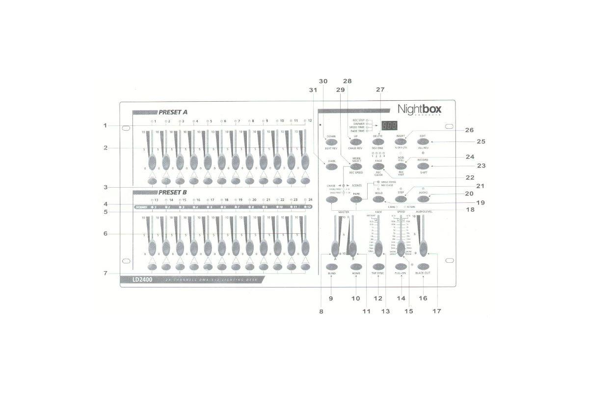 Εικόνα για την κατηγορία Contest LD-2400 operating manual