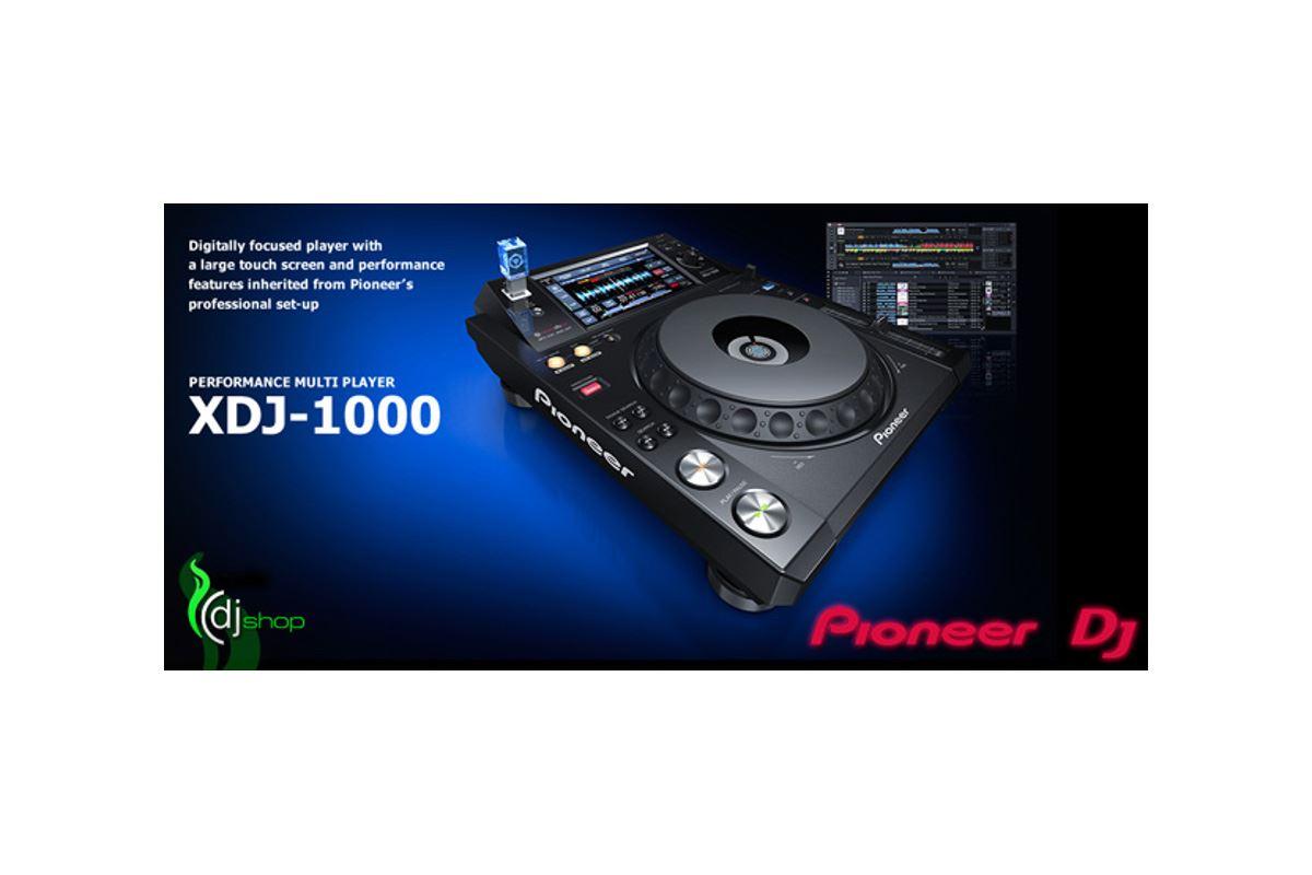 Εικόνα για την κατηγορία Pioneer XDJ-1000 ένα must εργαλείο για τους Digital DJs