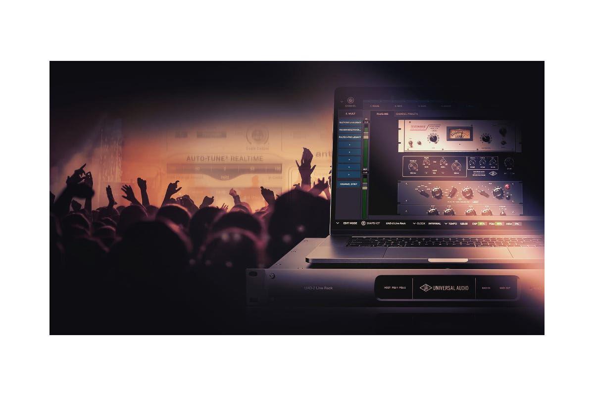 Εικόνα για την κατηγορία Νέα προϊόντα από την Universal Audio.