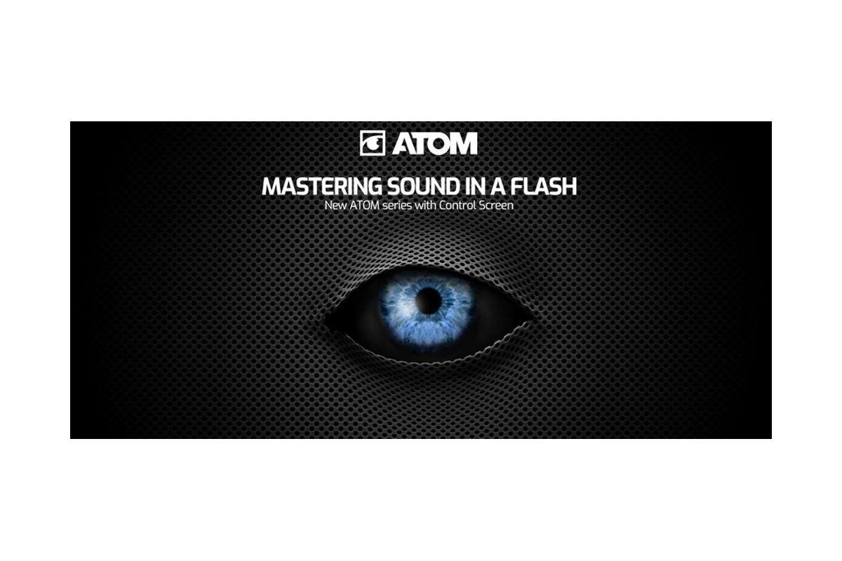 Εικόνα για την κατηγορία ATOM -ανακάλυψε τη νέα σειρά του Γαλλικού οίκου Audiophony!
