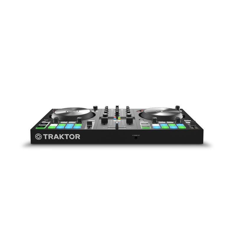 NATIVE INSTRUMENTS TRAKTOR KONTROL S2 MK3 MIDI CONTROLLER