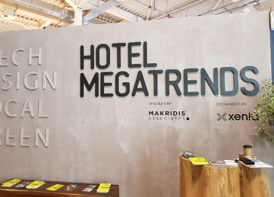 Εικόνα για την κατηγορία Project Hotel Megatrends της Xenia 2018
