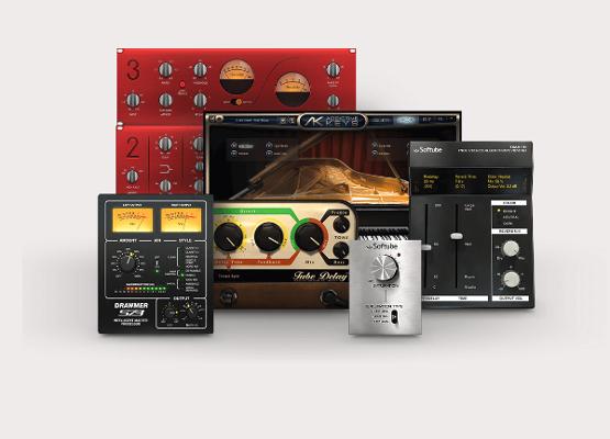 Εικόνα για την κατηγορία Δωρεάν Plug-ins και Software για τους κατόχους προϊόντων Focusrite