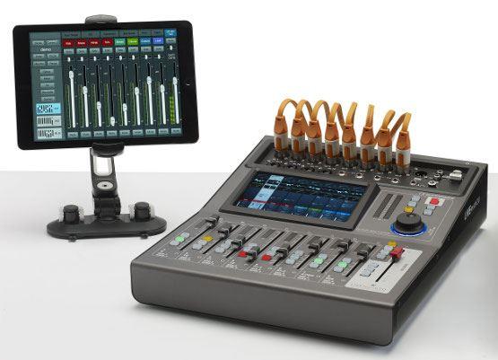 Εικόνα για την κατηγορία Γνωρίστε την ψηφιακή κονσόλα της Audiophony LIVEtouch20.