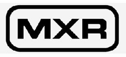 Εικονίδιο κατασκευαστή MXR