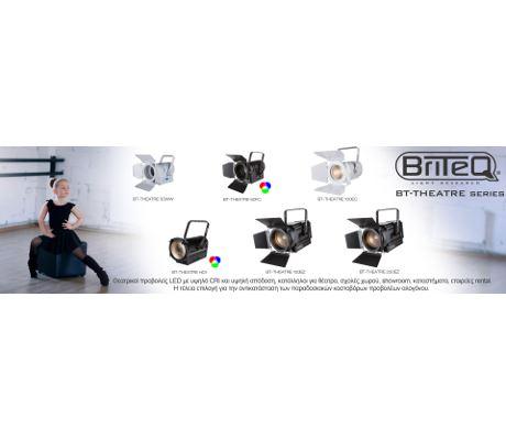 Εικόνα για την κατηγορία Σκηνικός φωτισμός BT-THEATRE! Φώτισε τη σκηνή σου οικονομικά και με τη μέγιστη απόδοση!