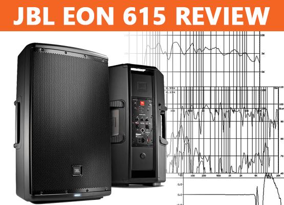 Εικόνα για την κατηγορία JBL EON-615 Review