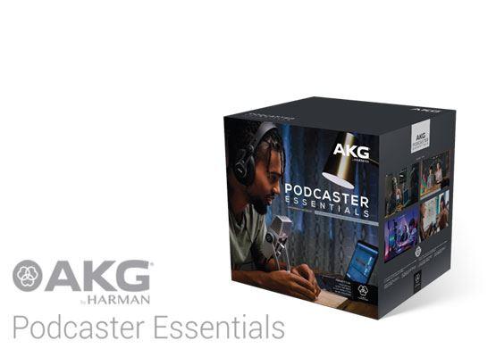 Εικόνα για την κατηγορία AKG Podcaster Essentials