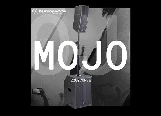 Εικόνα για την κατηγορία Audiophony MOJO2200curve