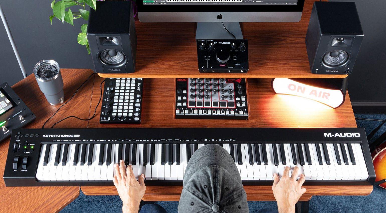 Εικόνα για την κατηγορία M-Audio νέο προϊόν: Keystation 88 mk3- Ανακάλυψέ το!