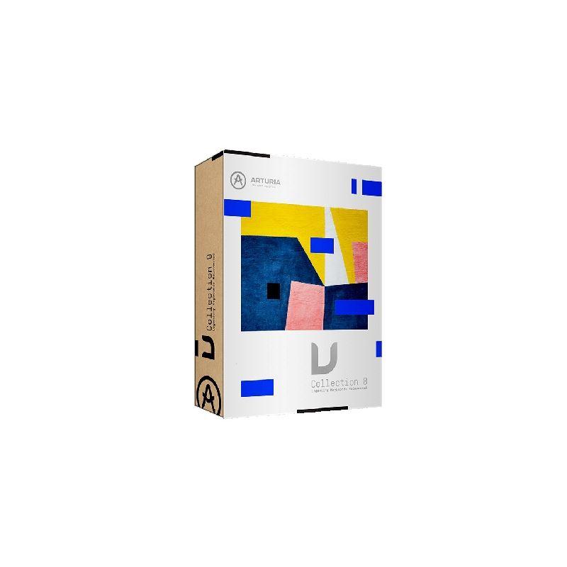 Εικόνα για την κατηγορία V- Collection 8 σουίτα 28 οργάνων  από την Arturia.