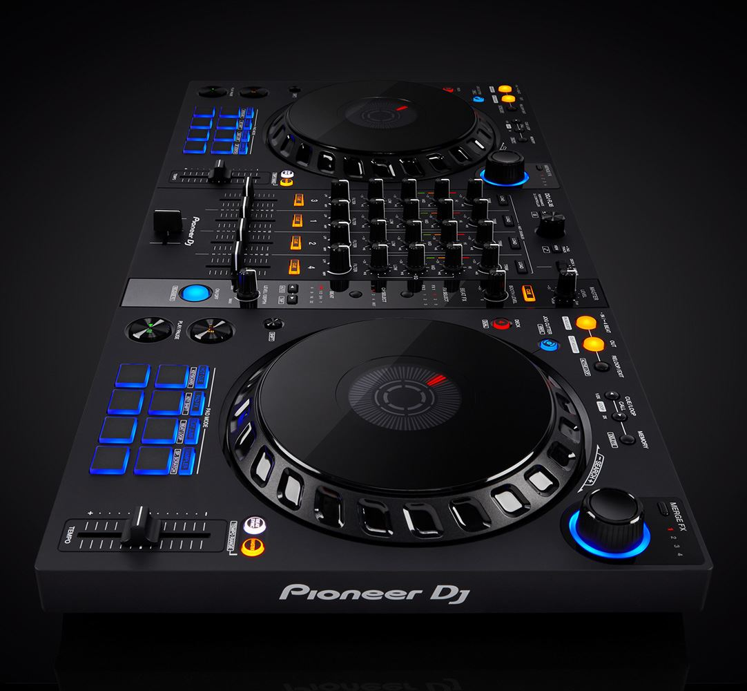 Εικόνα για την κατηγορία DDJ-FLX6 το νέο dj midi controller από την Pioneer DJ.
