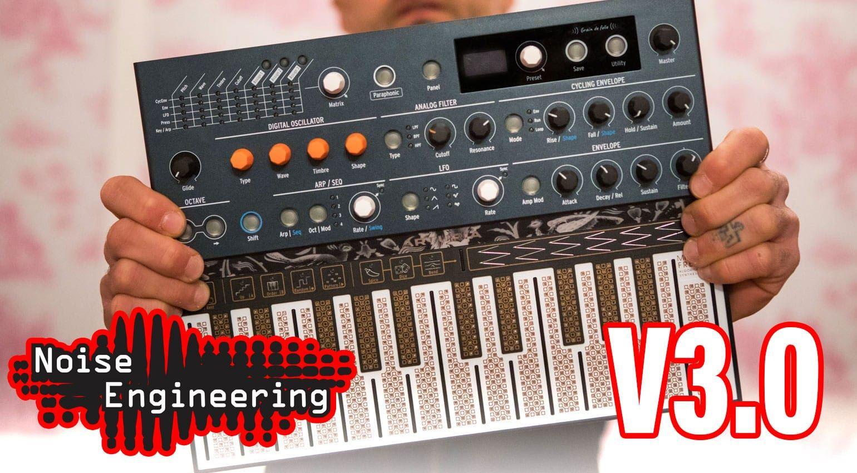 Εικόνα για την κατηγορία MicroFreak V3.0 αναβαθμισμένη έκδοση σε συνεργασία της Arturia με την Noise Engineering.