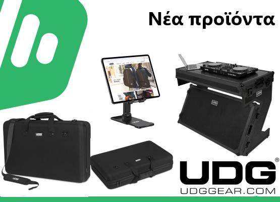 Εικόνα για την κατηγορία UDG - νέα προϊόντα.