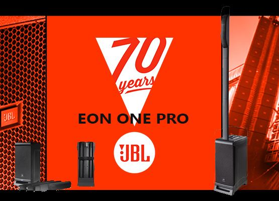 Εικόνα για την κατηγορία EON ONE PRO το φορητό line array της JBL - Ένα ηχείο για κάθε περίσταση!