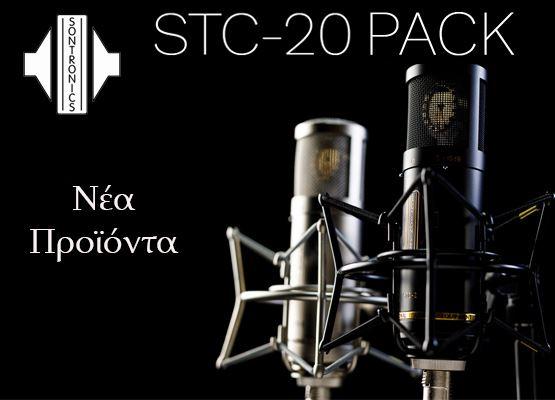 Εικόνα για την κατηγορία STC-2 Pack από την Sontronics.