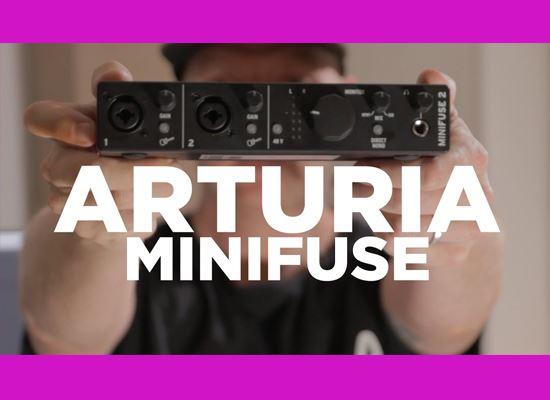 Εικόνα για την κατηγορία Arturia MiniFuse - Φορητές κάρτες ήχου υψηλών προδιαγραφών.