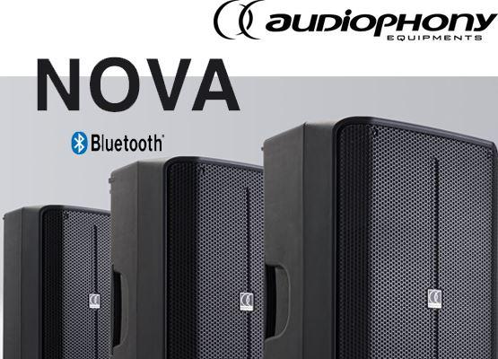 Εικόνα για την κατηγορία NOVA - Η νέα σειρά ενεργών ηχείων από την Audiophony!
